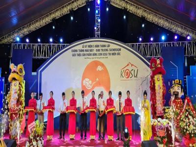 """Hải Phòng: Sơn KoSu của Công ty CP SOBEK Việt Nam """" đặt chân"""" tại thị trường miền Bắc"""