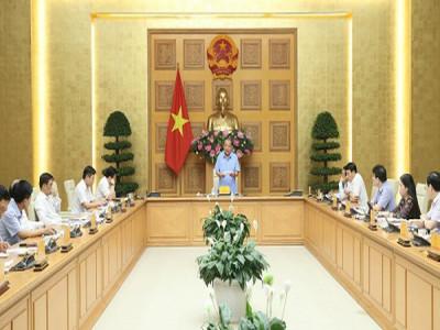 Phó Thủ tướng Trương Hòa Bình: Các dự án không thể tái cơ cấu, phục hồi, kiên quyết cho phá sản