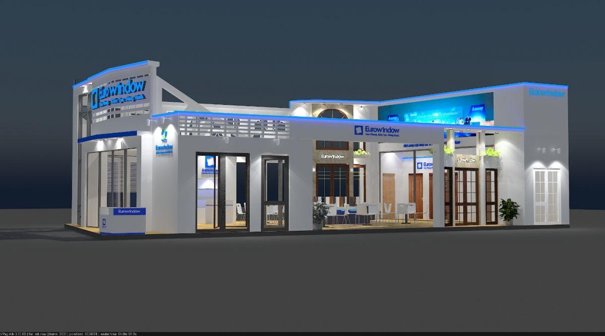 Eurowindow tham gia Triển lãm Vietbuild Hồ Chí Minh 2020