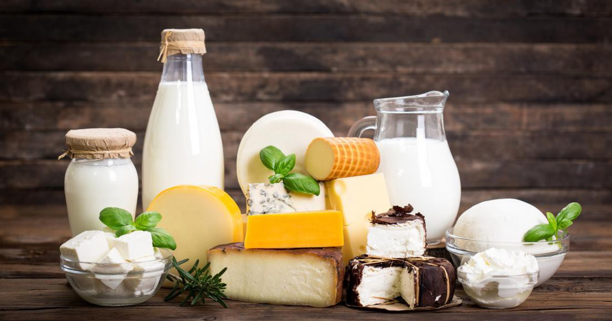 Sữa đầy đủ chất béo và phô mai có thể giúp giảm nguy cơ mắc bệnh tim và tiểu đường
