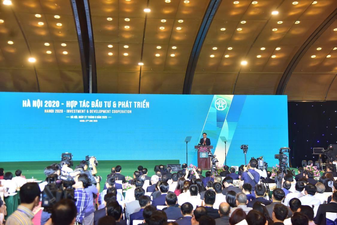 Hà Nội 2020 - Hợp tác Đầu tư và Phát triển