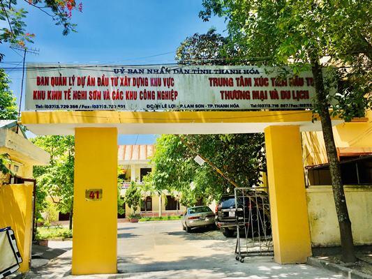 Thanh Hóa: Thành lập Ban Quản lý DA Đầu tư XD khu vực KKT Nghi Sơn và các KCN có cần thiết?