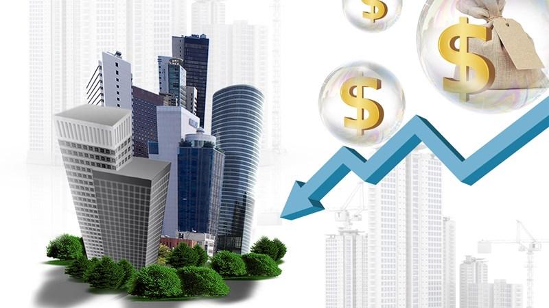 """""""Bắt mạch"""" sức khoẻ nguồn vốn của thị trường bất động sản"""
