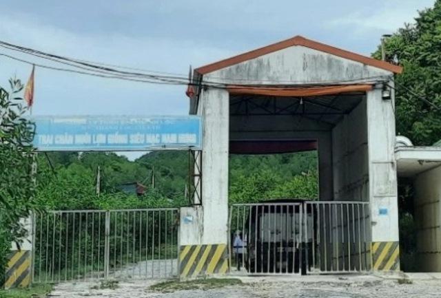 Nghệ An: Một doanh nghiệp bị phạt 320 triệu vì gây ô nhiễm môi trường