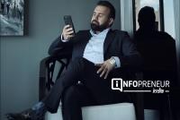 Hành trình trở thành đế chế công nghệ của doanh nhân Amer Safaee
