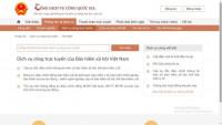 BHXH Việt Nam đẩy mạnh triển khai các dịch vụ công trực tuyến