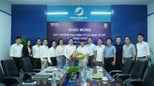 Chủ tịch Kim Nam Group Nguyễn Kim Hùng đón tiếp và làm việc với Cục Thương mại điện tử và kinh tế số