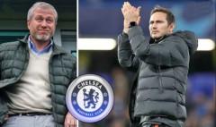 Tỷ phú Abramovich đẩy HLV Lampard vào canh bạc tất tay