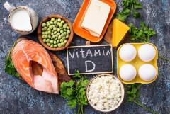 Thiếu vitamin D có thể làm tăng nguy cơ mắc COVID-19