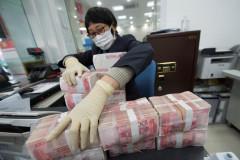 Nợ xấu phình to tại các ngân hàng Trung Quốc