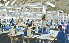 Sản xuất công nghiệp gặp khó vì dịch Covid-19