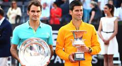 Tennis: Djokovic nuôi tham vọng vượt mặt Federer