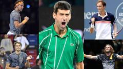 10 điều đáng xem tại US Open 2020: Djokovic và cuộc chiến với làn sóng trẻ