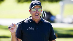 Golfer Phil Mickelson được định giá 45000 USD tại U.S Open 2020