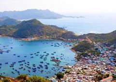 Thành phố Cam Ranh: Trung tâm kinh tế năng động của vùng Duyên hải miền Trung