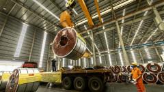 Ngành công nghiệp thép Châu Á: Kẻ thắng - người thua