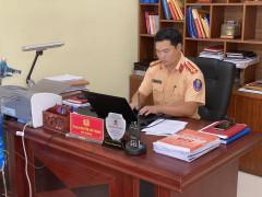Người chiến sỹ 5 lần nhận bằng khen của Bộ trưởng