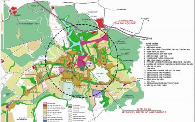 Văn Phú Invest muốn đầu tư 3 dự án tại TP Bảo Lộc