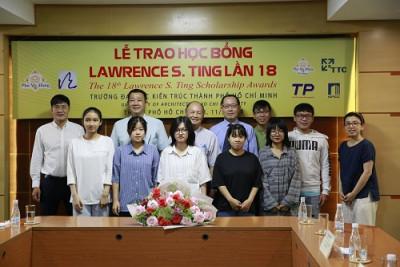 Quỹ Lawrence S. Ting và Công ty Phú Mỹ Hưng: Trao học bổng hơn 8,5 tỷ đồng