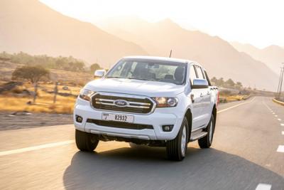 Ford Ranger XLS 2020 chinh phục hơn 1.250 km đường trường chỉ với một bình nhiên liệu