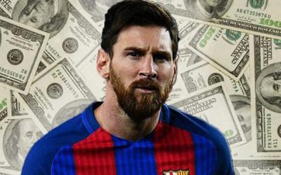 Messi đã làm gì để trở thành tỷ phú USD thứ hai của làng bóng đá trong năm 2020?