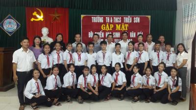 Huyện Triệu Sơn (Thanh Hóa): Nhiều học sinh thi đỗ vào trường chuyên Lam Sơn