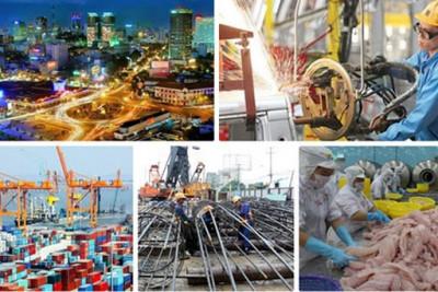 Kinh tế 9 tháng năm 2020 đạt mức tăng trưởng 2,12%, thấp nhất giai đoạn 2011-2020