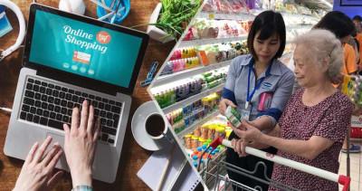 Kinh doanh online liệu có chiếm trọn 'miếng bánh' của kinh doanh truyền thống?