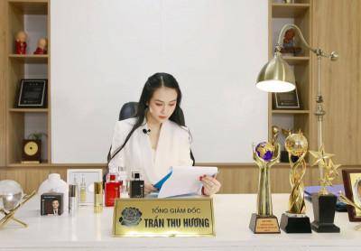 """Doanh nhân Trần Thu Hương: """"Gia đình là gốc rễ thành công của tôi"""""""