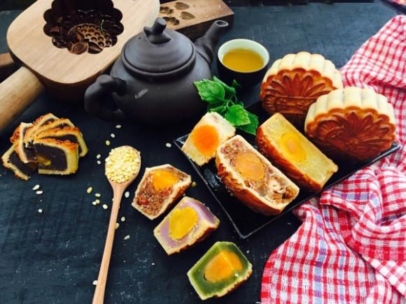 Chiêm ngưỡng những chiếc bánh trung thu độc đáo nhất trên thế giới