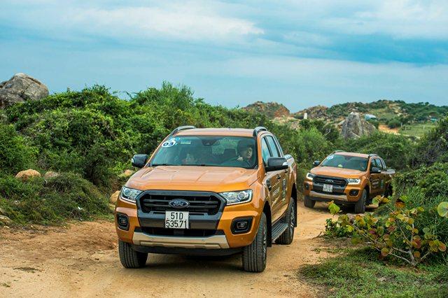 Trải nghiệm trọn vẹn trên suốt cả hành trình cùng Ford Ranger và Everest