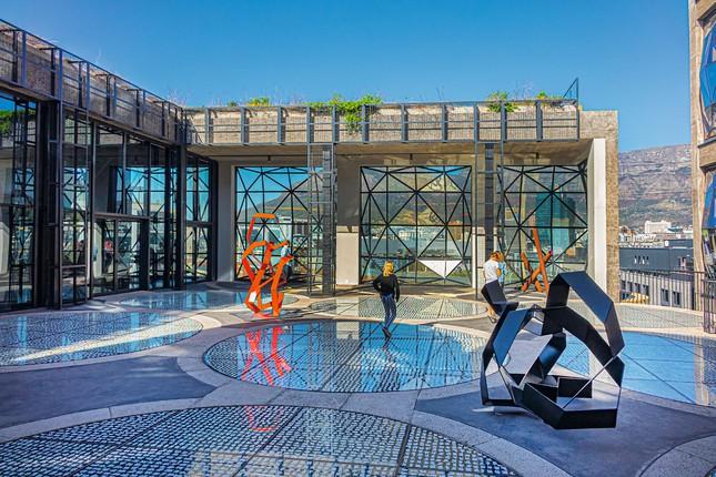 Điểm đến: Nam Phi - kinh đô nghệ thuật mới của châu Phi