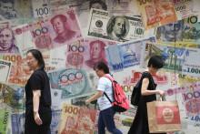 Nhật Bản muốn thay Hong Kong thành trung tâm tài chính quốc tế mới