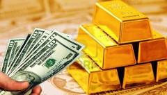 Đầu tuần, giá vàng chững lại, USD giảm giá