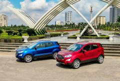 Ford ra mắt EcoSport mới: Đa năng, linh hoạt, tiện nghi hơn