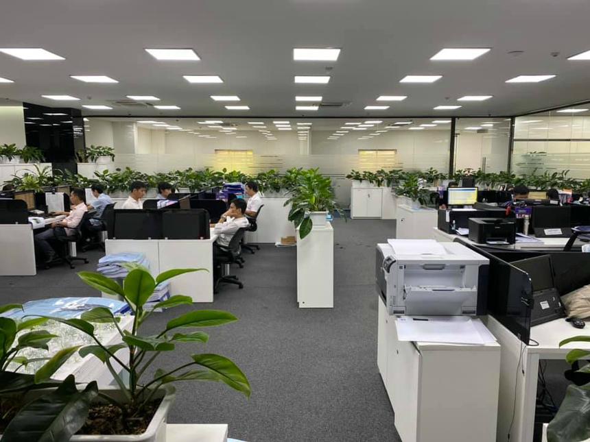 Dư địa lớn cho bất động sản văn phòng Hà Nội