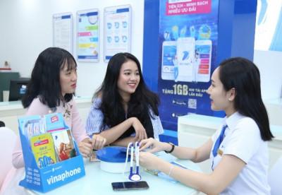 VinaPhone triển khai nhiều gói cước ưu đãi dành cho học sinh, sinh viên