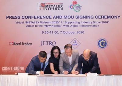 METALEX Vietnam 2020: Chuyển đổi số để thích ứng với trạng thái bình thường mới.