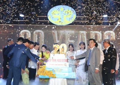 Tập đoàn Hoàng Quân kỷ niệm 20 năm thành lập