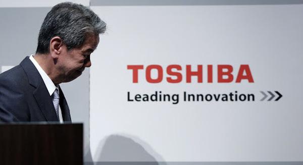 70 năm xây dựng - 10 năm sụp đổ của Tập đoàn Toshiba