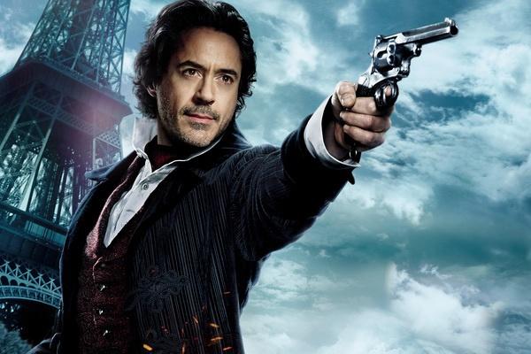Robert Downey Jr. muốn xây dựng vũ trụ điện ảnh với Sherlock Holmes