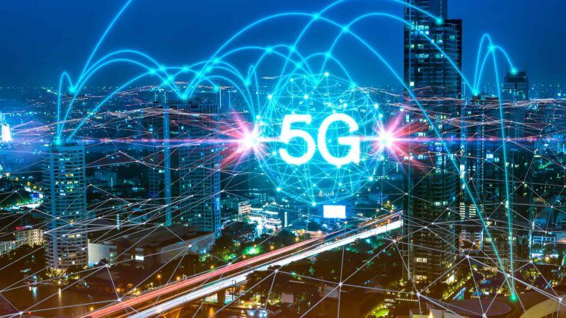 5G dự báo sẽ thúc đẩy sự phát triển của các thành phố thông minh trên toàn cầu