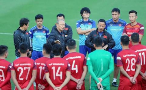 Những mục tiêu lớn của bóng đá Việt Nam năm 2021
