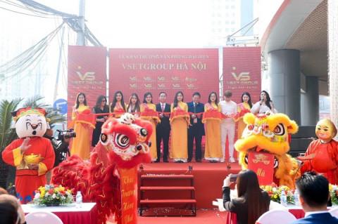 Tập đoàn VsetGroup khai trương văn phòng đại diện tại Hà Nội