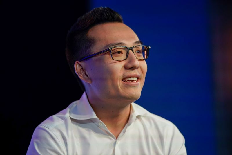 Giám đốc điều hành DoorDash, Tony Xu,