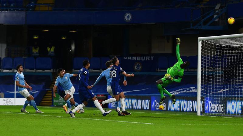 Chelsea để thua thảm Man City ngay tại Stamford Bridge