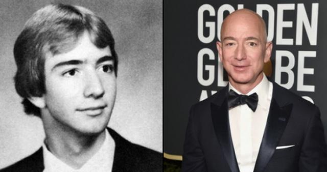 Jeff Bezos có một tuổi thơ khá cơ cực