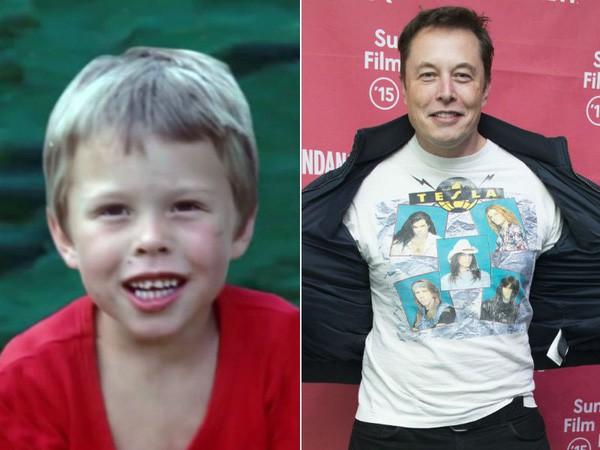 lon Musk sau này trở thành ông chủ của tập đoàn công nghệ khai phá không gian