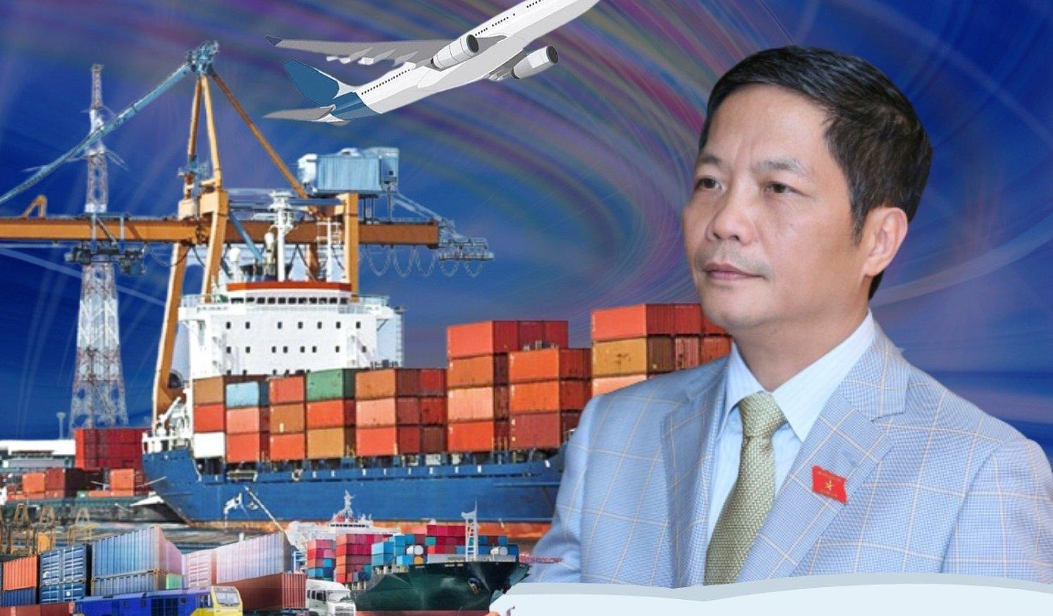 """Bộ trưởng Bộ Công Thương Trần Tuấn Anh: """"Cao tốc"""" hội nhập của Việt Nam tiếp tục rộng mở"""