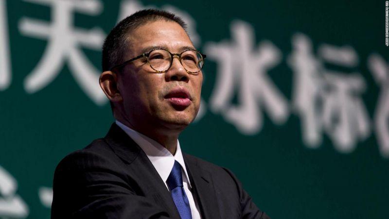 Ông Zhong Shanshan hiện là người giàu nhất Trung Quốc và châu Á.